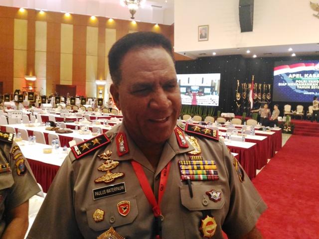 Wakapolres Lombok Tengah Diserahkan ke RS Jiwa