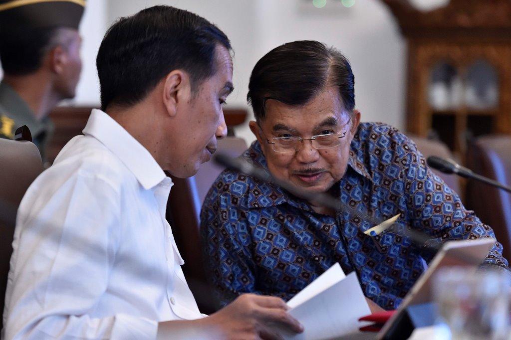 Tipikal Pendamping Jokowi Harus Seperti JK