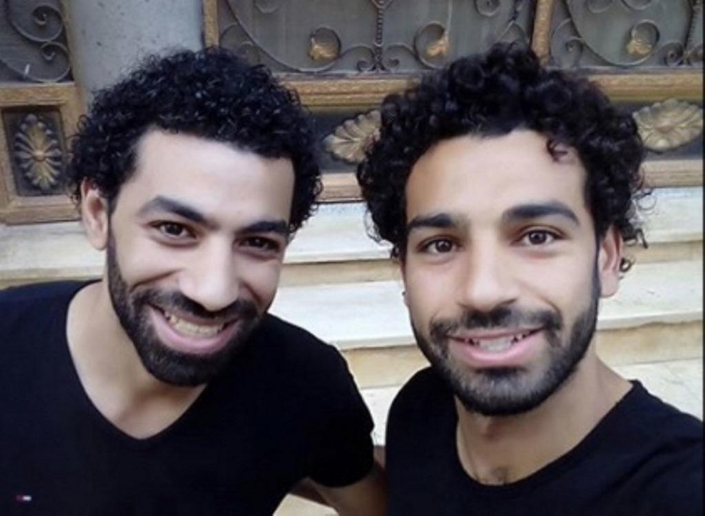 Saat Mohamed Salah Bertemu dengan