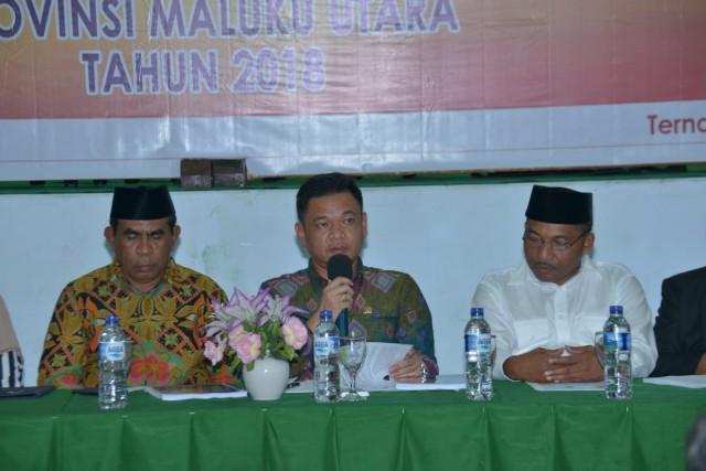 Komisi VIII: IAIN Ternate Butuh Pengembangan Kampus
