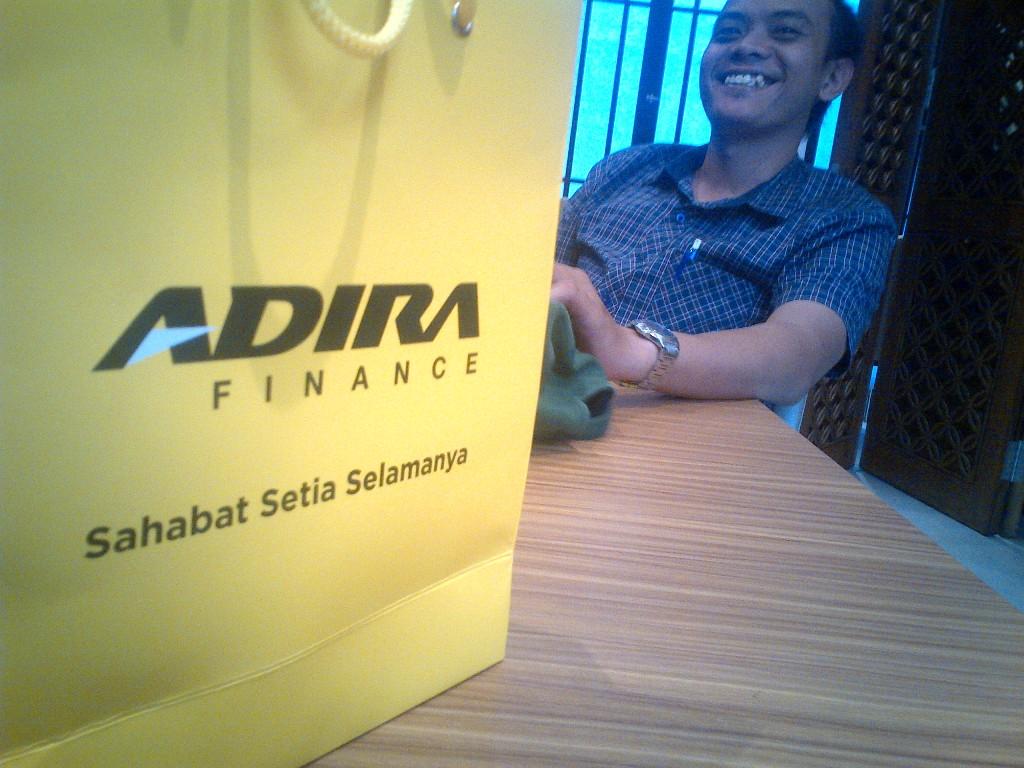 Adira Finance Catat Laba Bersih Rp443 Miliar