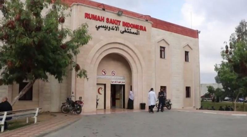 Memperkuat Keberadaan Rumah Sakit Indonesia di Gaza