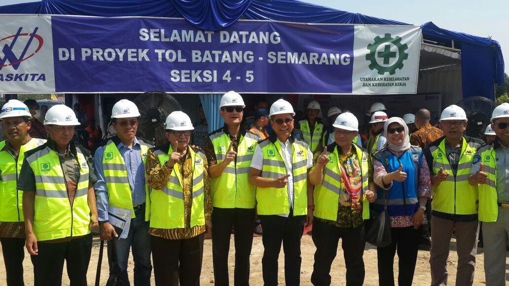 Komisi VI Pastikan Jalan Tol Batang-Semarang Siap Digunakan Mudik