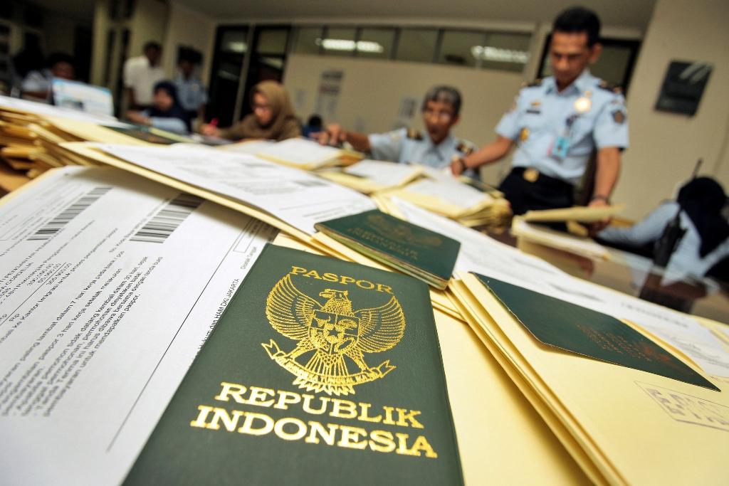 Waspada Berita Hoaks Indonesia Berikan Visa kepada Warga Israel