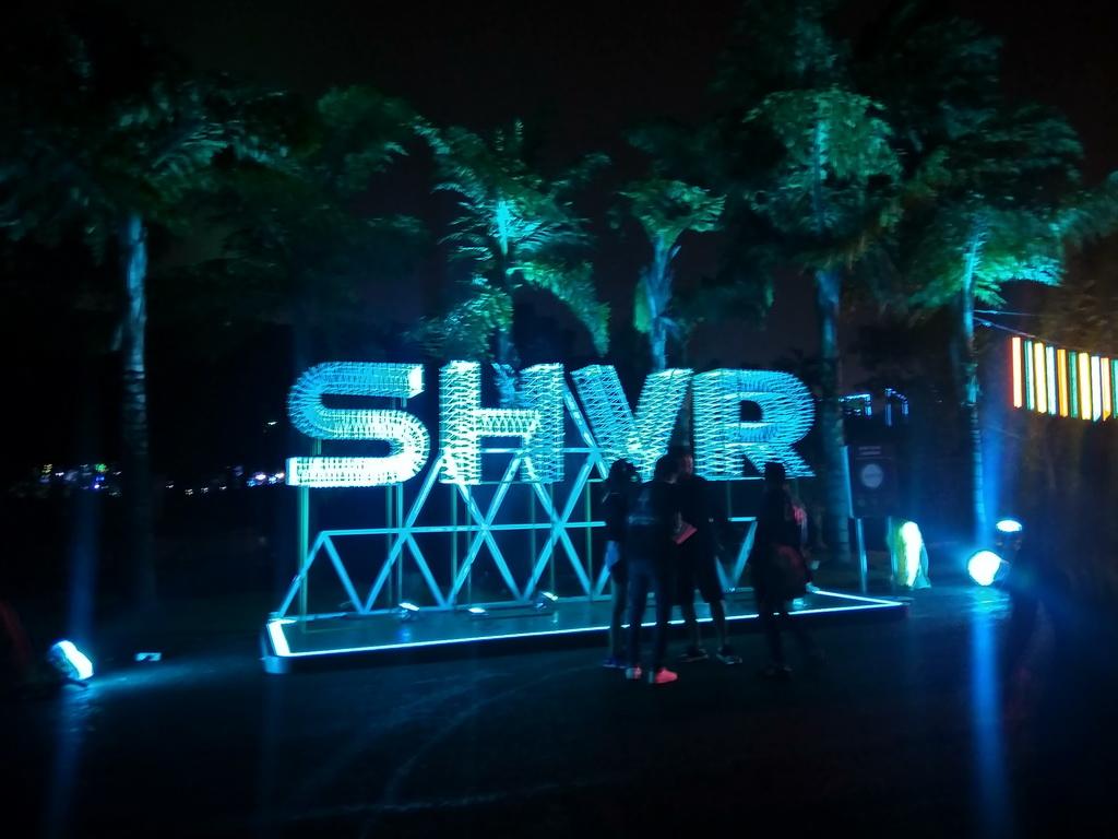 Spot Swafoto Menarik di SHVR Ground Festival 2018