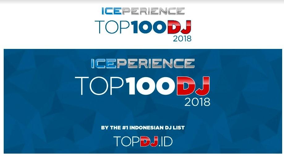 Disjoki Terbaik Indonesia akan Diumumkan di Top100DJ 2018