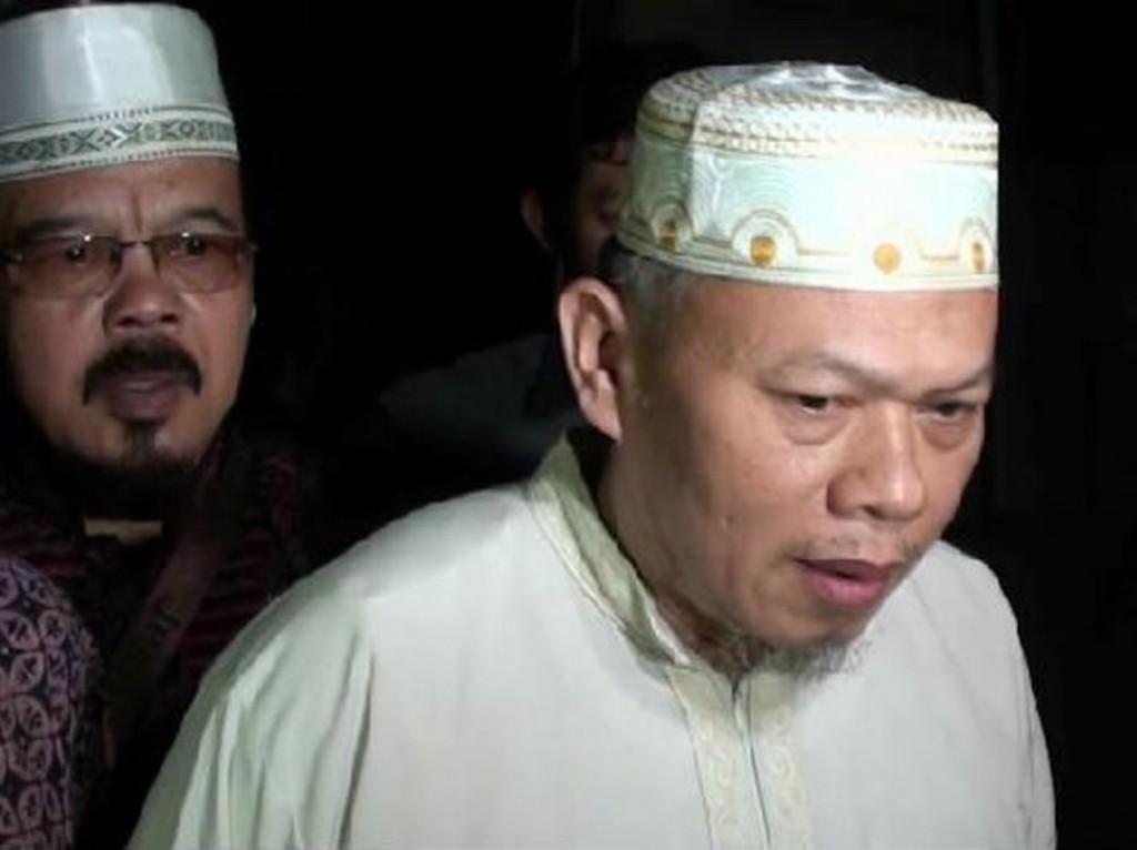 Al Khaththath Klaim Penghentian Kasus Rizieq Buah Petemuan Dengan Presiden