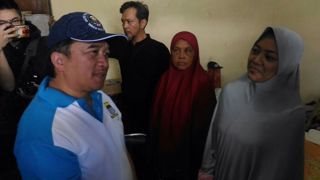 Pjs Wali Kota Bandung Tinjau Korban Kebakaran Malabar