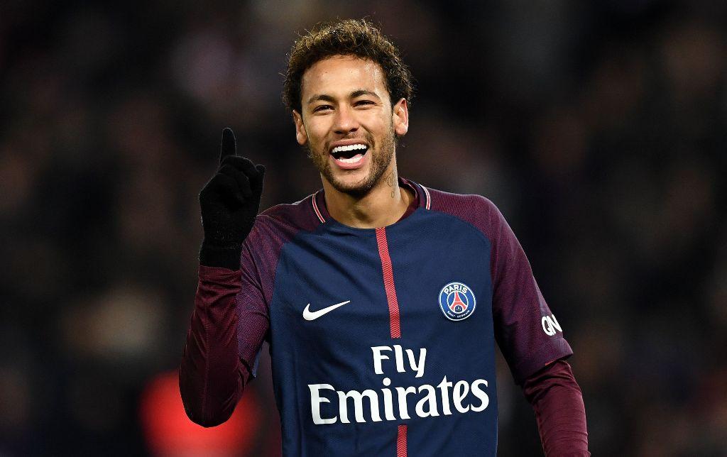 Neymar Sudah Kembali ke Prancis