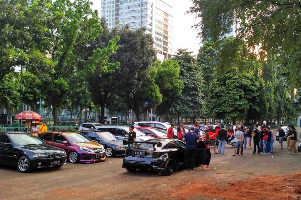 XRules Auto Club se-Indonesia Kumpul di Makrabnas