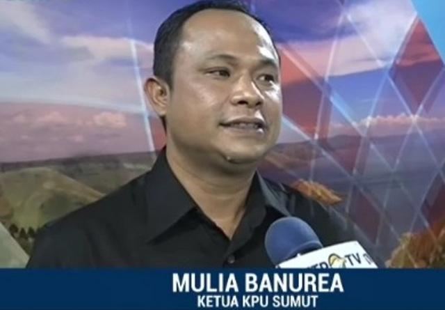 Ketua KPU Sumut Minta Warga tak <i>Golput</i>