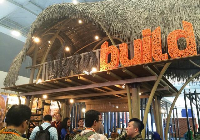 Ayaman bambu & rotan pun daur ulang