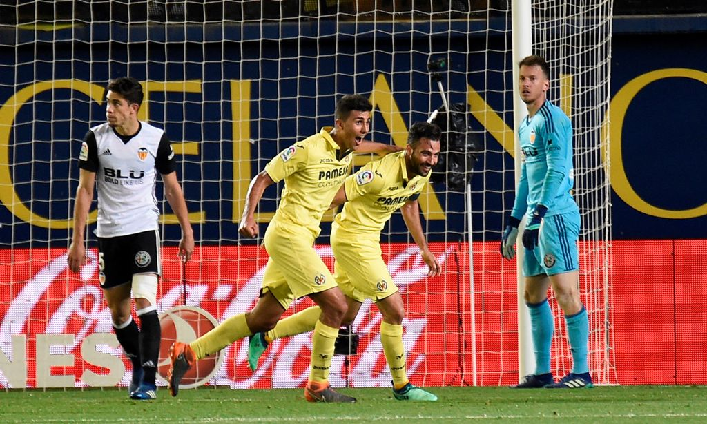 Villarreal Perbesar Peluang Menuju Liga Europa
