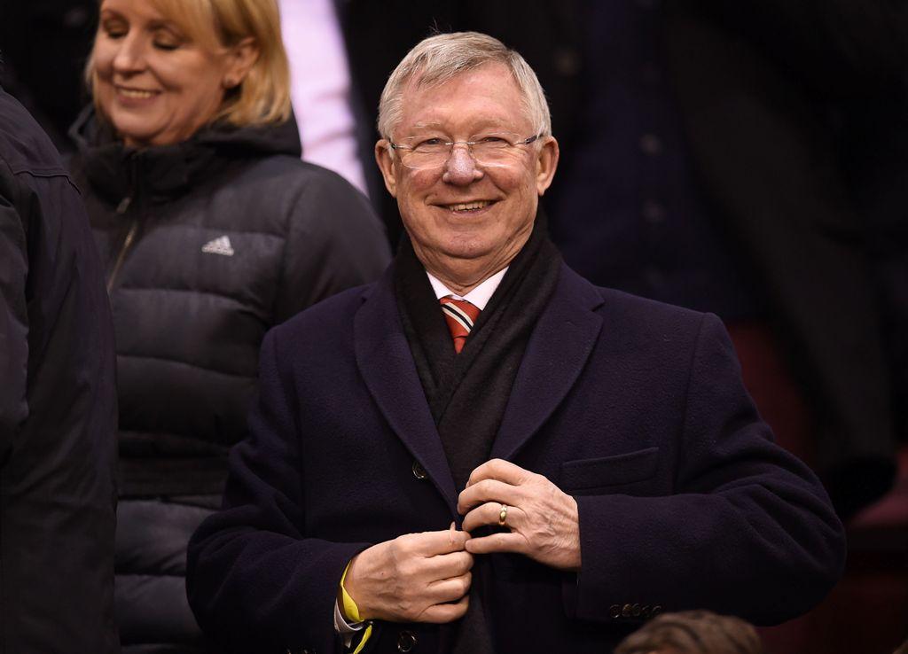 Dukungan dan Doa Mengalir untuk Kesembuhan Sir Alex Ferguson