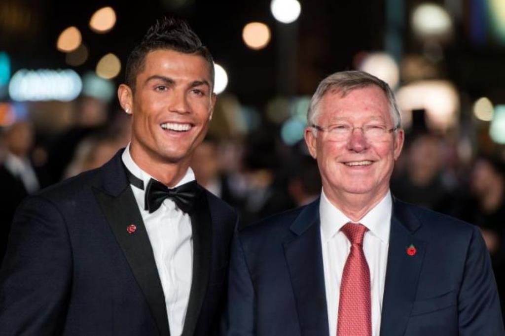 Doa Cristiano Ronaldo untuk Kesembuhan Alex Ferguson