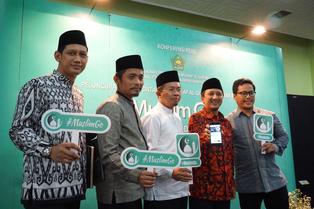 Aplikasi Muslim Go Dapat Sertifikat dari Kementerian Agama