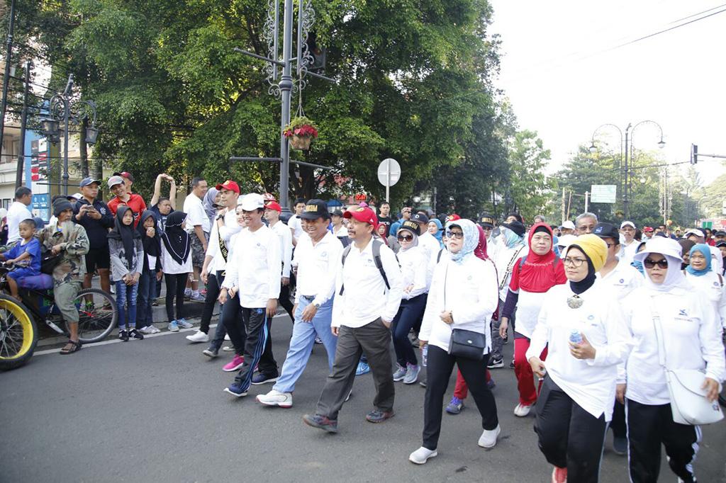 Rangkaian Hardiknas, Dari Bandung Lanjut ke Jakarta