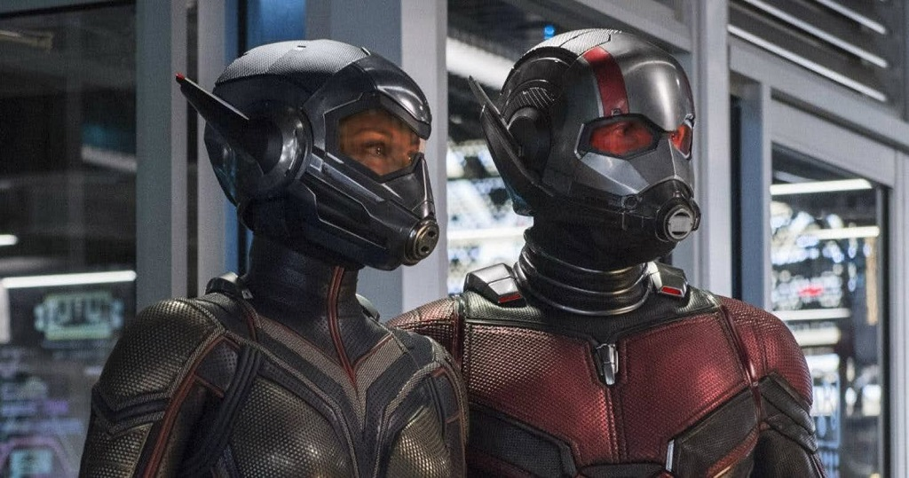 Ant-Man and The Wasp Beraksi Sebelum Infinity War