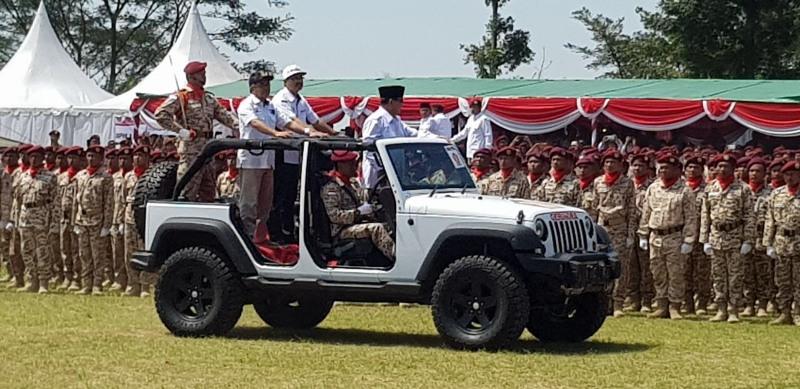 Prabowo: Soal Presiden Belakangan yang Penting Gubernur Dulu
