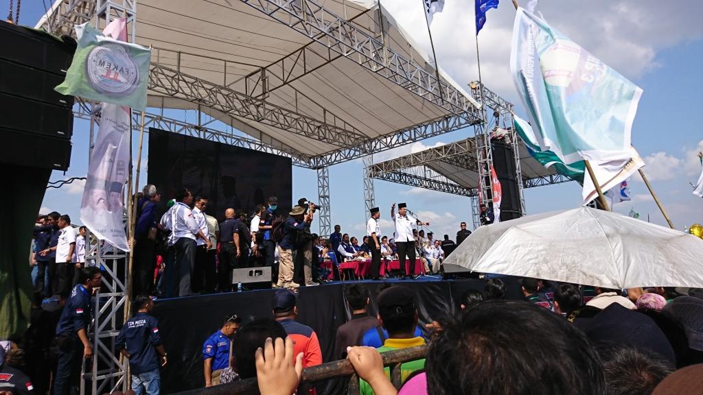 Sarimuda-Rozak Janji Bereskan Palembang dalam 2 Tahun