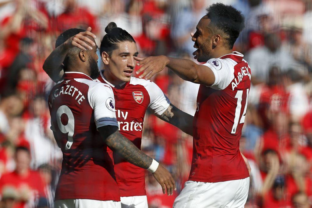 Pesta Gol ke Gawang Burnley, Arsenal Kunci Posisi Enam