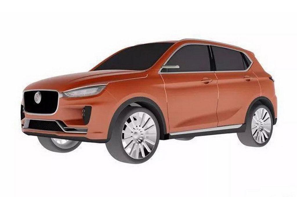 Tampang Jaguar F-Pace Replika dari Tiongkok