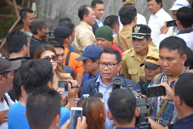 Komisi V Dorong Peremajaan Bandara dan Pelabuhan di Sangihe