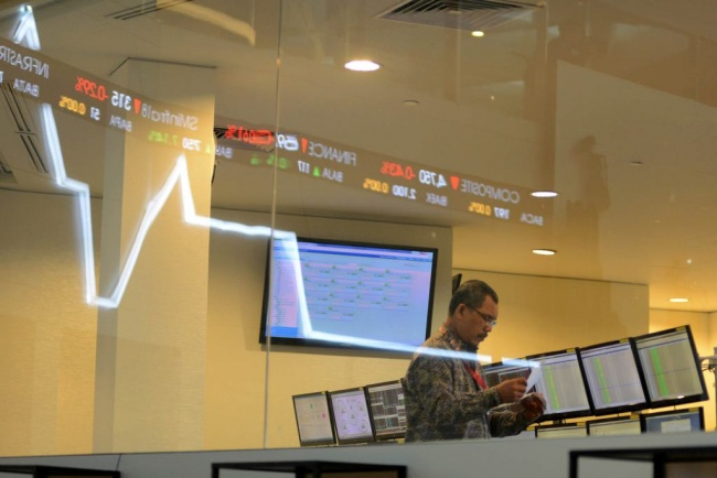 JCI Rises 0.85% in First Session