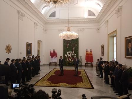 Indonesia Tingkatkan Ekspor ke Tiongkok