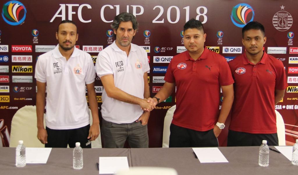 Jelang Lawan Home United, Persija Lebih Diuntungkan Jadwal
