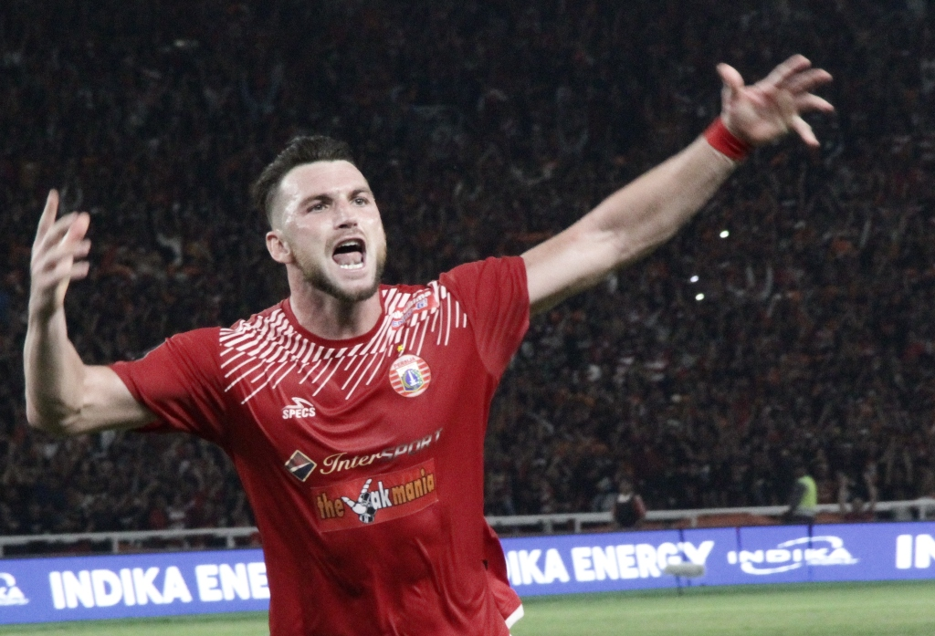 Home United Waspadai Marko Simic