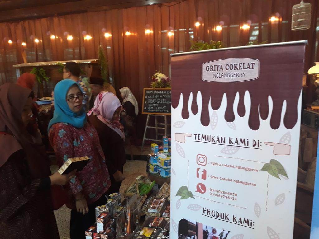 UMKM Dongkrak Pertumbuhan Ekonomi Yogyakarta Lampaui Nasional