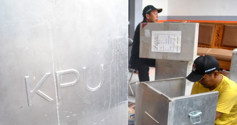 DPRA Sahkan Tujuh Komisoner KIP Aceh