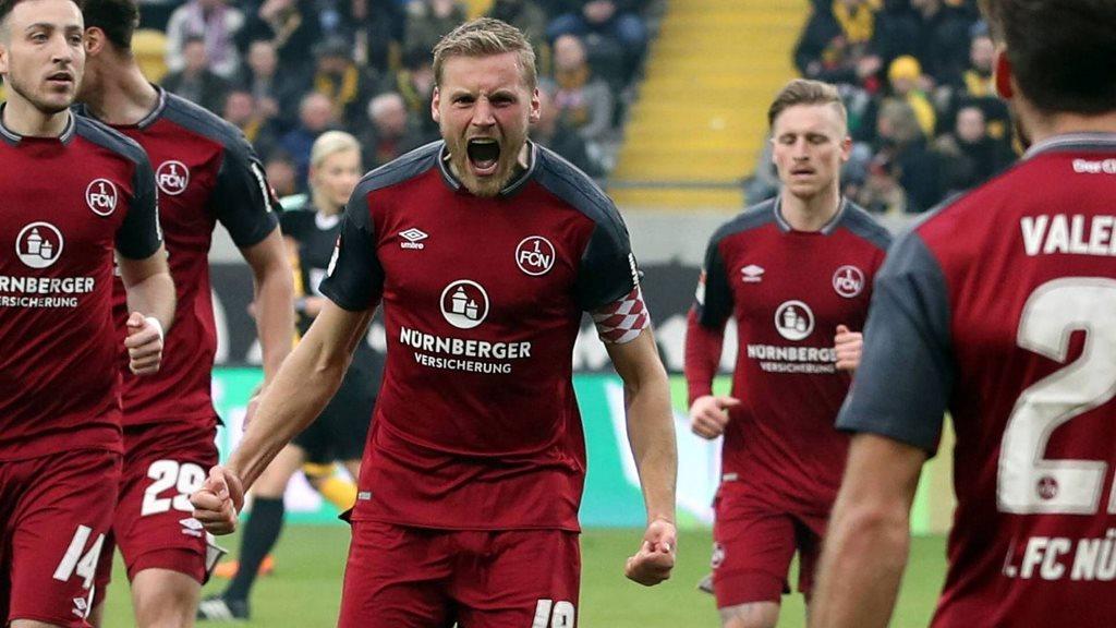 FC Nuernberg Promosi ke Bundesliga
