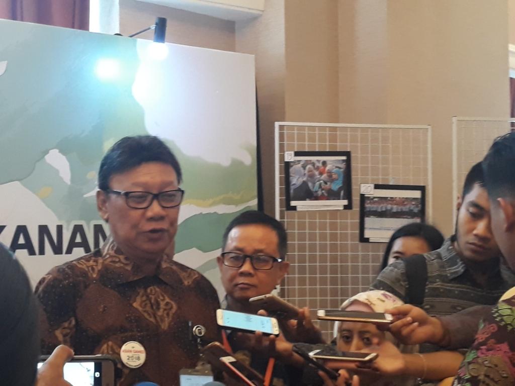 Tjahjo Tegaskan Presiden tak Ikut Campur SP3 Kasus Rizieq