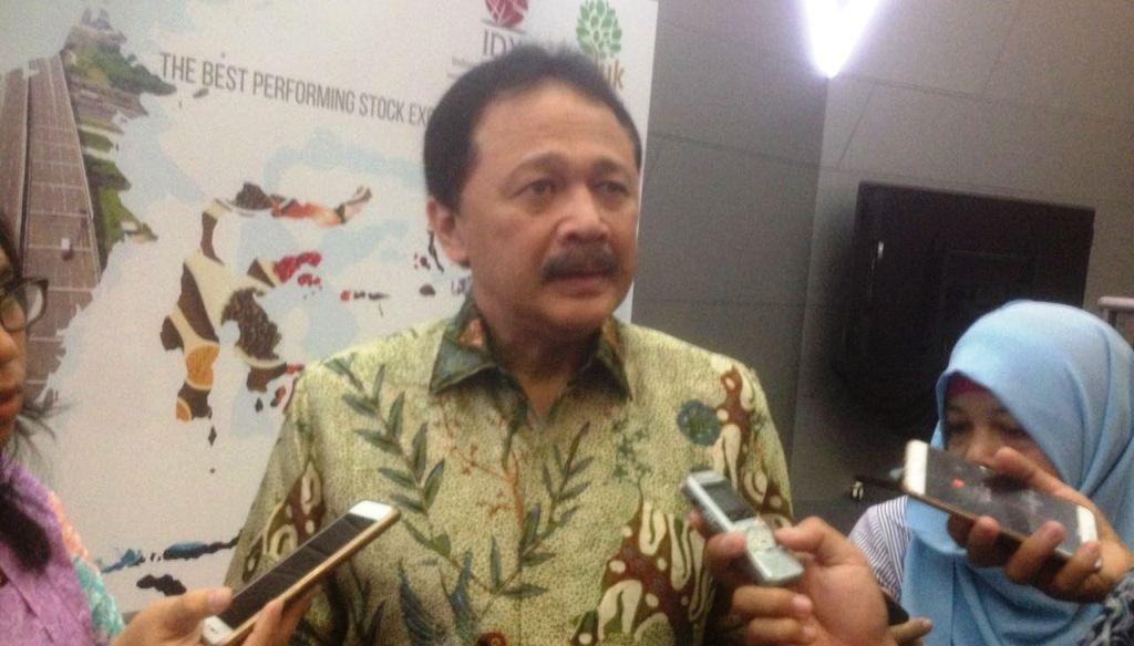 BEI Bakal Tindak Tegas Kasus Korupsi TBIG dan TOWR