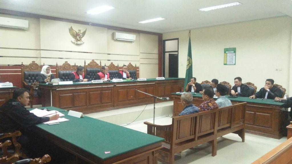 Kadis PU Kota Kediri Divonis 5 Tahun Penjara