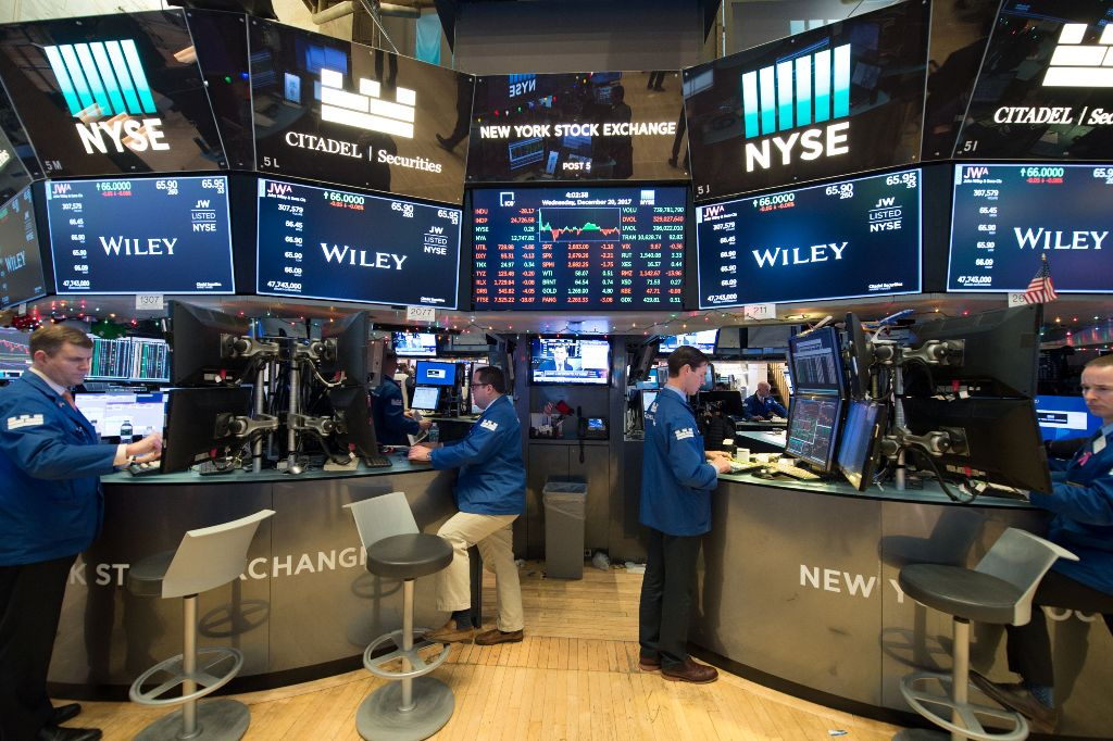 Laporan Pekerjaan Buat Wall Street Memperpanjang Kenaikan