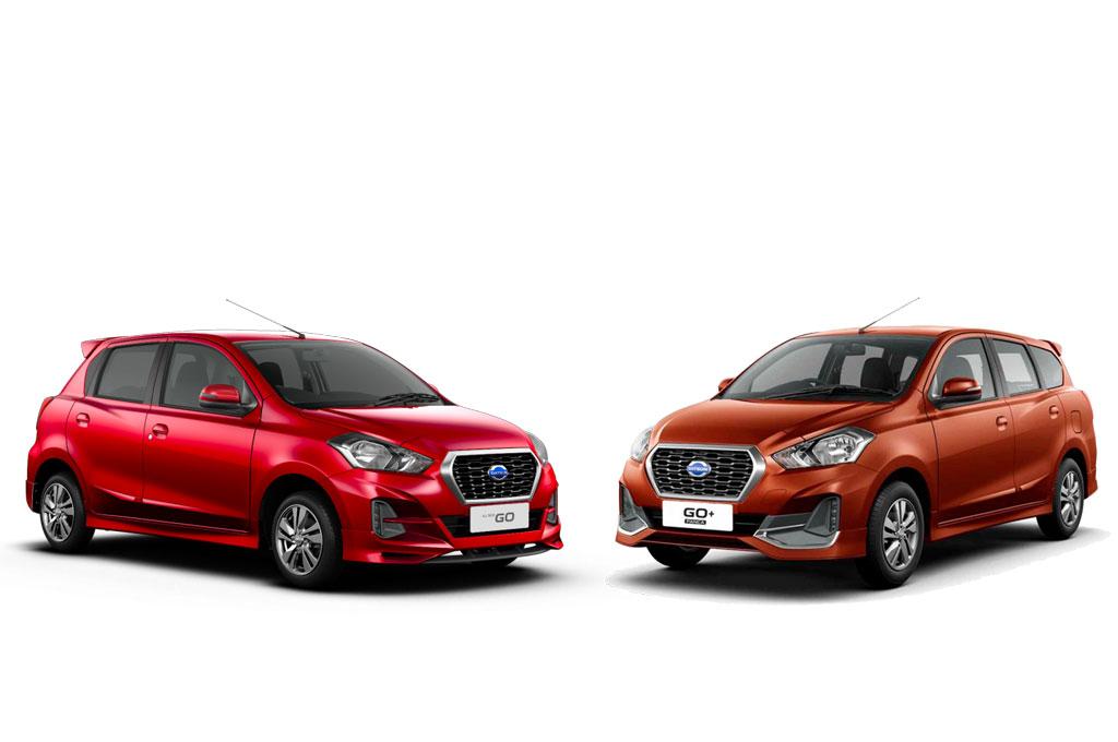 Datsun Pasang Teknologi dan Desain Baru di New Go & Go+ Panca