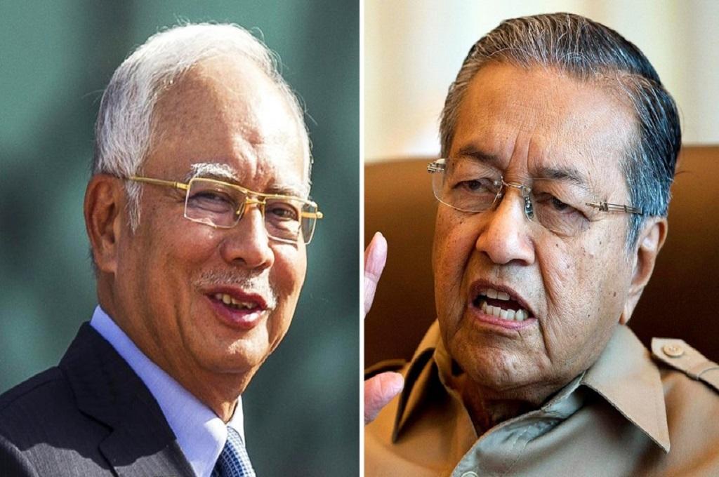 Pemilu Malaysia Pertemukan Mantan PM dengan Anak Didiknya