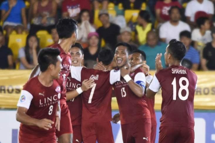 Adu Statistik Home United - Persija Jakarta