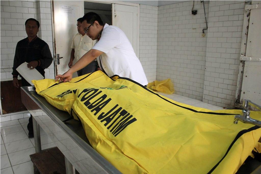 Anggota Polres Kutai Ditemukan Tewas di Dalam Mobil