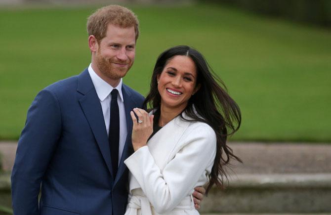 Siapakah <i>Best Man</i> di Pernikahan Pangeran Harry dan Meghan Markle?