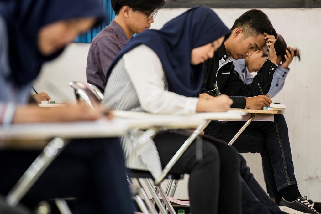 Peserta SBMPTN 2018 Bandung Meningkat