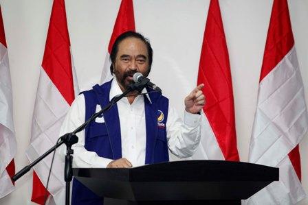 Surya Paloh Yakin Cak Imin Tetap Dukung Jokowi