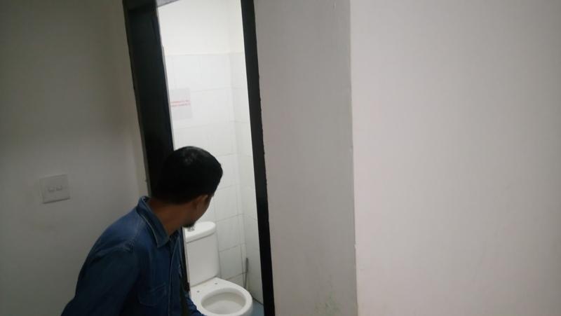 Peserta SBMPTN Melahirkan di Toilet