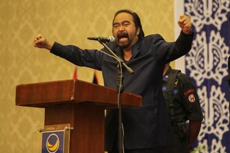 Surya Paloh Yakin PAN Paham tak Diundang Pertemuan Sekjen Koalisi