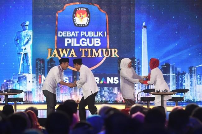 Ketua KPU Jatim: Debat Adalah Budaya Demokrasi Kita