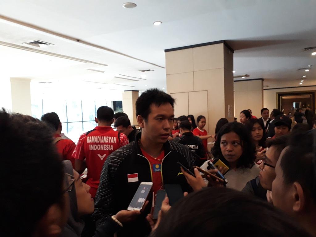 Cara Hendra Membangun Kekompakan Tim Thomas Indonesia