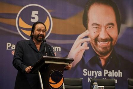 Surya Paloh Ingin Jadi Kebanggaan Medan